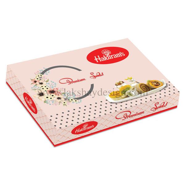 Sweets Box Design